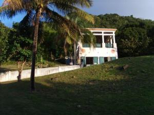 The house on the island of Eustatia